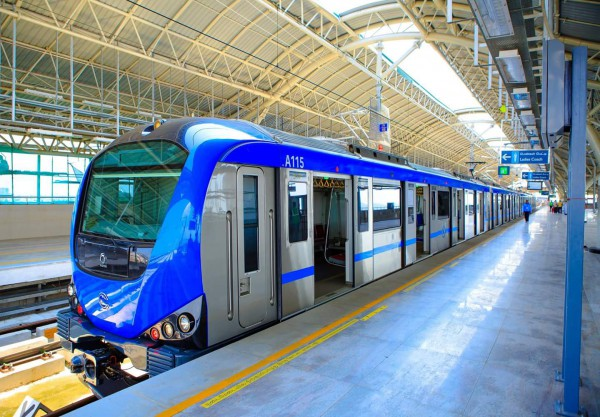 Paper to Digital - Metro Station Facility Management