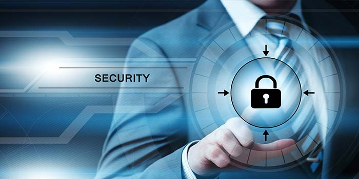 Business Security and Safety of a CMMS system